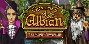 Chronicles of Albian - The Magic Convention