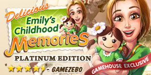 Delicious - Emily's Childhood Memories Platinum Edition