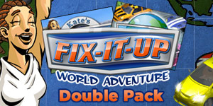Fix-it-Up World Adventure Double Pack