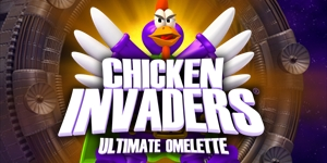 Chicken Invaders 4 - Ultimate Omelette