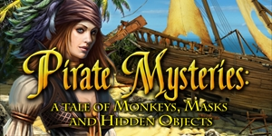 Pirate Mysteries - A Tale of Monkeys