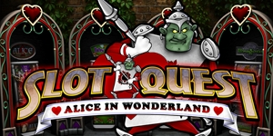 Reel Deal Slot Quest - Alice in Wonderland