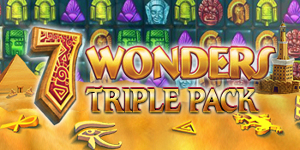 7 Wonders Triple Pack