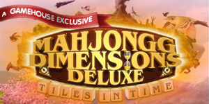Mahjongg Dimensions Deluxe - Tiles in Time