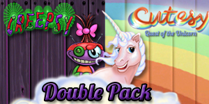 Creepsy and Cutesy Double Pack