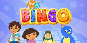 Nick Jr. Bingo
