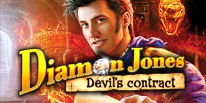 Diamon Jones - Devil's Contract