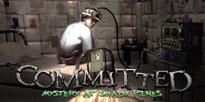 Committed - The Mystery at Shady Pines