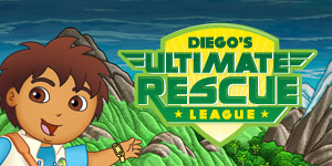 Diego's Ultimate Rescue League