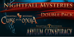 Nightfall Mysteries Double Pack