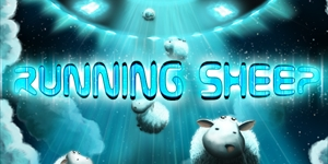 Running Sheep