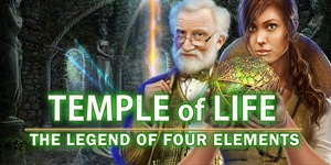 Temple of Life - The Legend of Four Elements