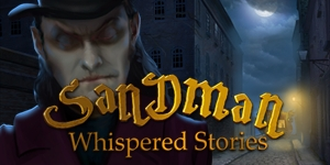Whispered Stories - Sandman