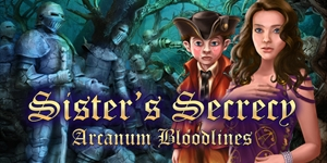 Sister's Secrecy - Arcanum Bloodlines