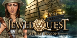 Jewel Quest - The Sapphire Dragon