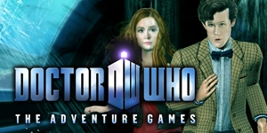 Doctor Who, Episode 4 - Shadows of the Vashta Nerada