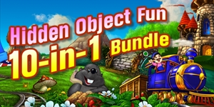 Hidden Object Fun 10-in-1 Bundle