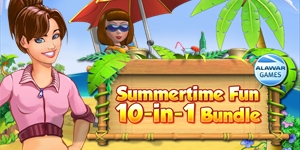 Summertime Fun 10-in-1 Bundle