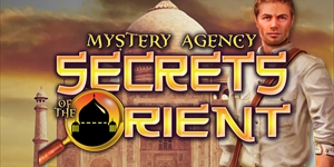 Mystery Agency - Secrets of the Orient
