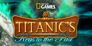 Nat Geo Games Titanic's Keys to the Past