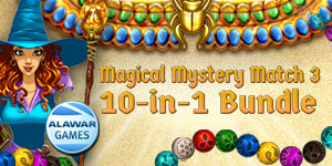 Magical Mystery Match 3 10-in-1 Bundle