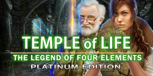 Temple of Life - The Legend of Four Elements Platinum Edition