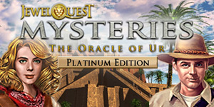 Jewel Quest Mysteries -The Oracle of Ur Premium Edition