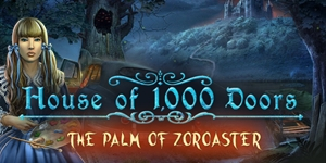 House of 1,000 Doors - The Palm of Zoroaster