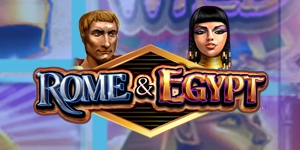 WMS Rome & Egypt Slot Machine