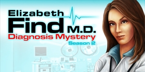 Elizabeth Find MD Diagnosis Mystery, Season 2