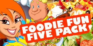 Foodie Fun Five Pack