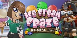 Ice Cream Craze - Natural Hero