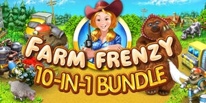 Farm Frenzy 10-in-1 Bundle