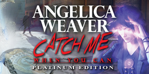 Angelica Weaver - Catch Me When You Can Platinum Edition
