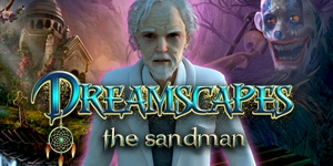 Dreamscapes - The Sandman