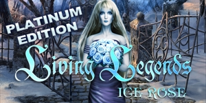 Living Legends - Ice Rose Platinum Edition