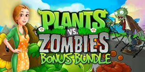 Plants vs. Zombies(TM) Bonus Bundle
