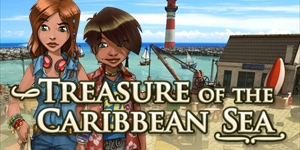 Treasure of the Caribbean Sea