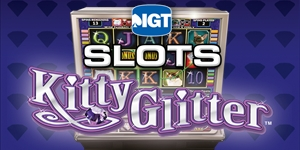 PLAY Kitty Glitter FOR REAL MONEY AT: