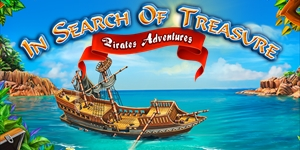 In Search Of Treasure - Pirate Stories