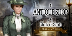 Antique Shop - Book of Souls Platinum Edition