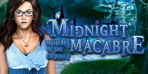 Midnight Macabre: Mystery of the Elephant 202379