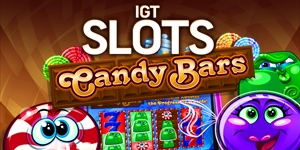 IGT Slots Candy Bars