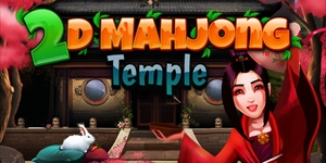 2D Mahjong Temple 202401