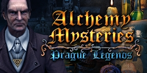 Alchemy Mysteries - Prague Legends