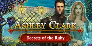 Ashley Clark - Secret of the Ruby