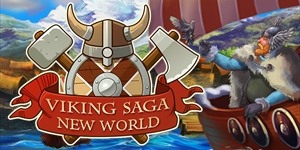 Viking Saga 2 - New World
