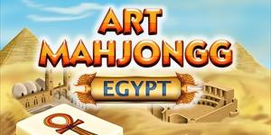 Art Mahjongg Egypt 202455
