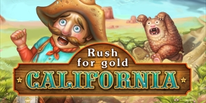 Rush for Gold - California