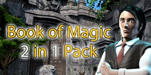 Book of Magic Double Pack